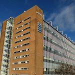 Voormalig Philips-gebouw De Schilde in Den Haag