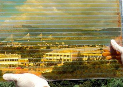 Brite Solar-glas wekt elektriciteit op voor kassen
