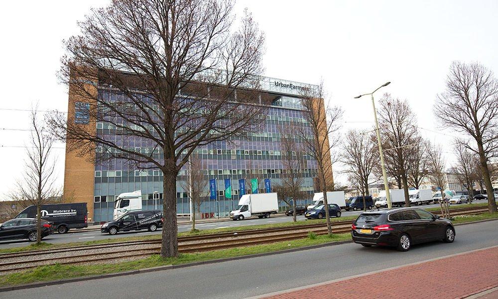 Stadsboerderij UF De Schilde in Den Haag