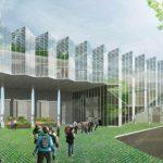 Wageningen UR Glastuinbouw wint ontwerpwedstrijd Groente Paleis