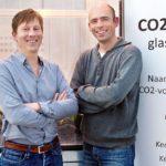 In de winter kunnen paprikatelers toe met minder CO2