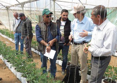 Project hergebruik water in Jordanië