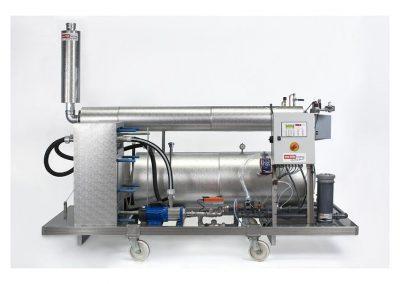 Darinwaterontsmetter Ecoster Hybrid van Van Dijk Heating