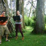 Ed Smit en Renee Snijders, de organisatoren van Jungle Talks.