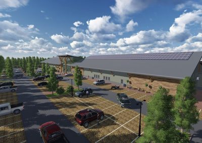Thermoflor bouwt groot, multifunctioneel tuincentrum in Canada