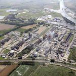 De fabriek van Yara in Sluiskil, en de nabijgelegen tuinbouwlocatie Zeeuws-Vlaanderen (Westdorpe).
