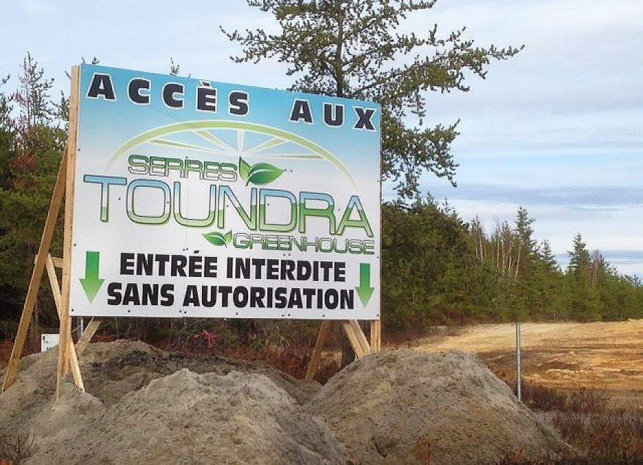 AAB en Serres Toundra tekenen verklaring tijdens handelsmissie Canada