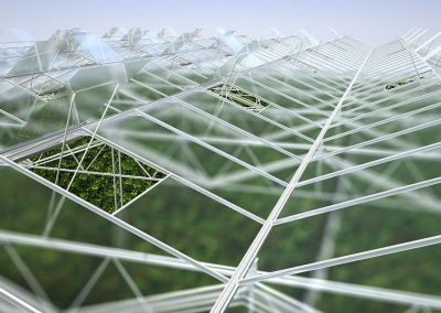 eenhouse builder Bom Group will present a completely new greenhouse concept: the Winterlight Greenhouse. This concept yields 10% more light.