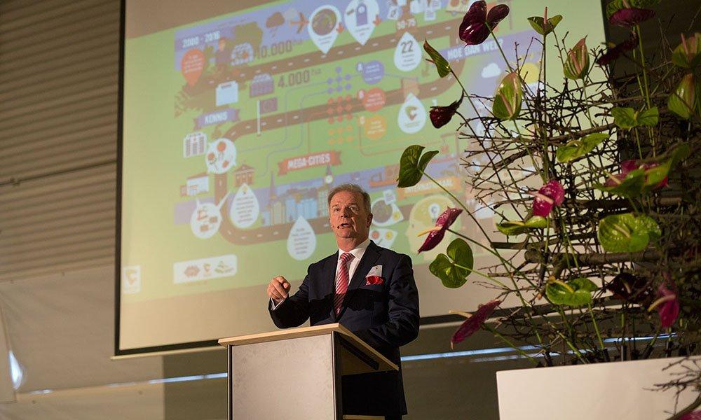 'Tuinbouwcluster Zuid-Holland kan megacities voeden.'