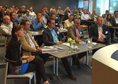 seminar over Alternatieven voor fossiele brandstoffen in de tuinbouw