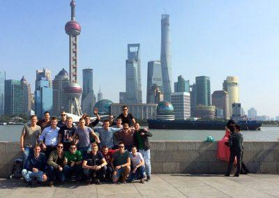 Studenten zoeken sponsors voor marktverkenning in China