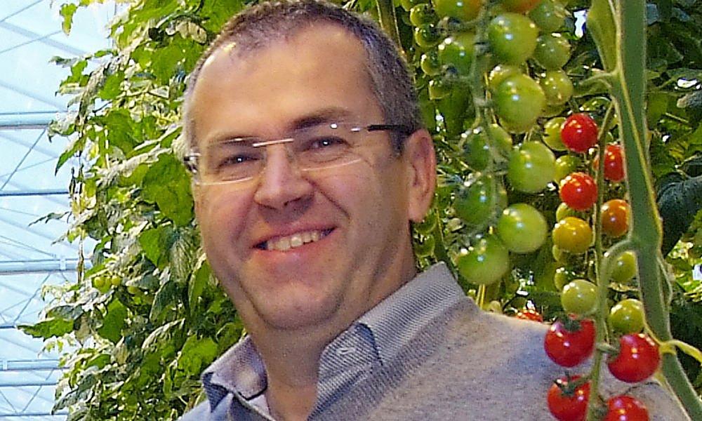 Om het maximale rendement te bereiken investeert Tomatenkwekerij Den Berk met name ook in het kennisniveau van zijn medewerkers.