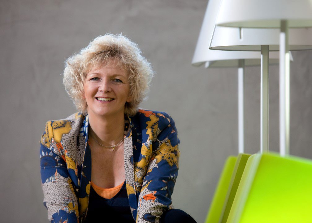 'Internationalisation is crucial to us', explains Meiny Prins, CEO and co-owner of Priva, and Businesswoman of the Year 2009.
