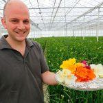 'Lekker geurende bloem, dus een echt ruikertje'