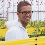 Willem Valstar, teeltadvies tomaat