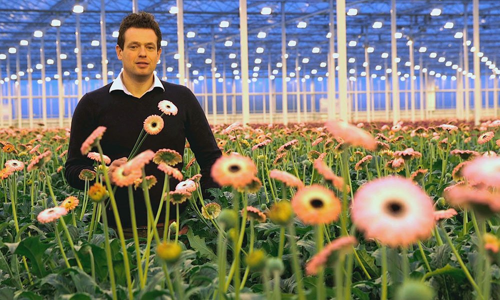 Marius Mans is one of the first growers in the Dutch ornamental plant cultivation sector to firmly adhere to the guidelines of Next Generation Cultivation.
