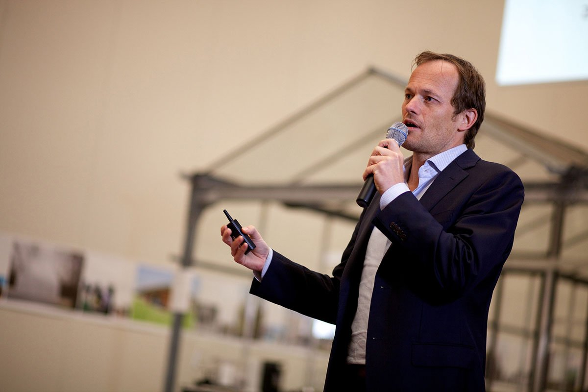 Yuri van Geest will be the keynote speaker on the theme 'the power to change' at the Westland Event on 15 October.