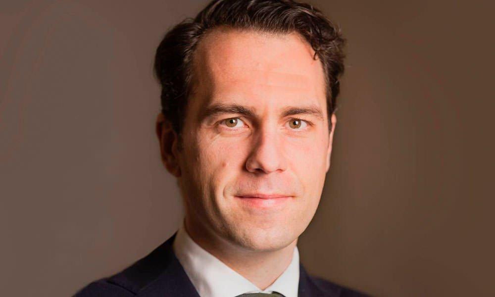 Staatsecretaris Martijn van Dam