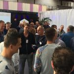 Samen met klanten werkt Berg Hortimotive aan innovaties tijdens het BIC event.