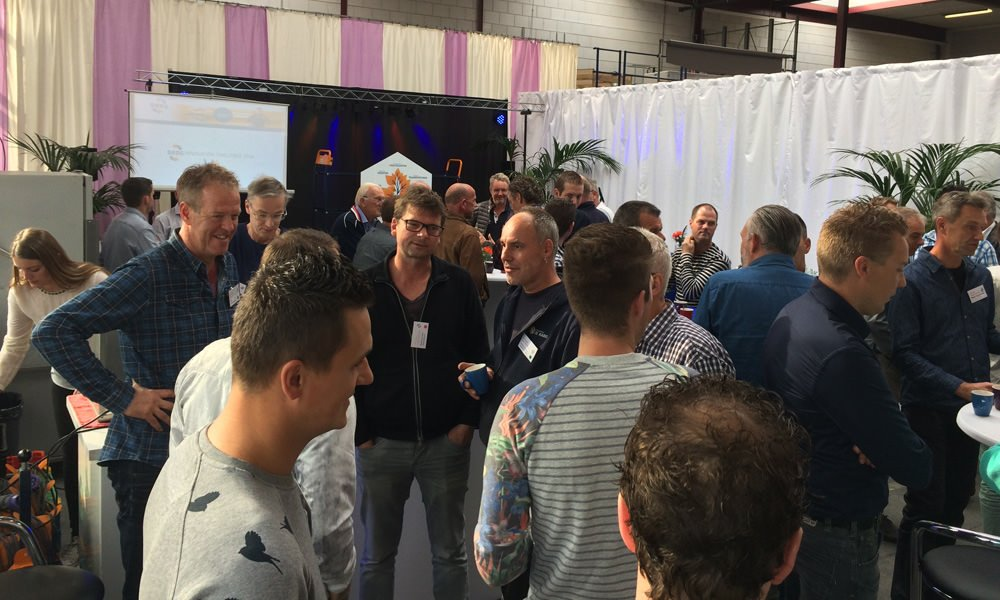 R&D afdeling Berg Hortimotive innoveert samen met klanten
