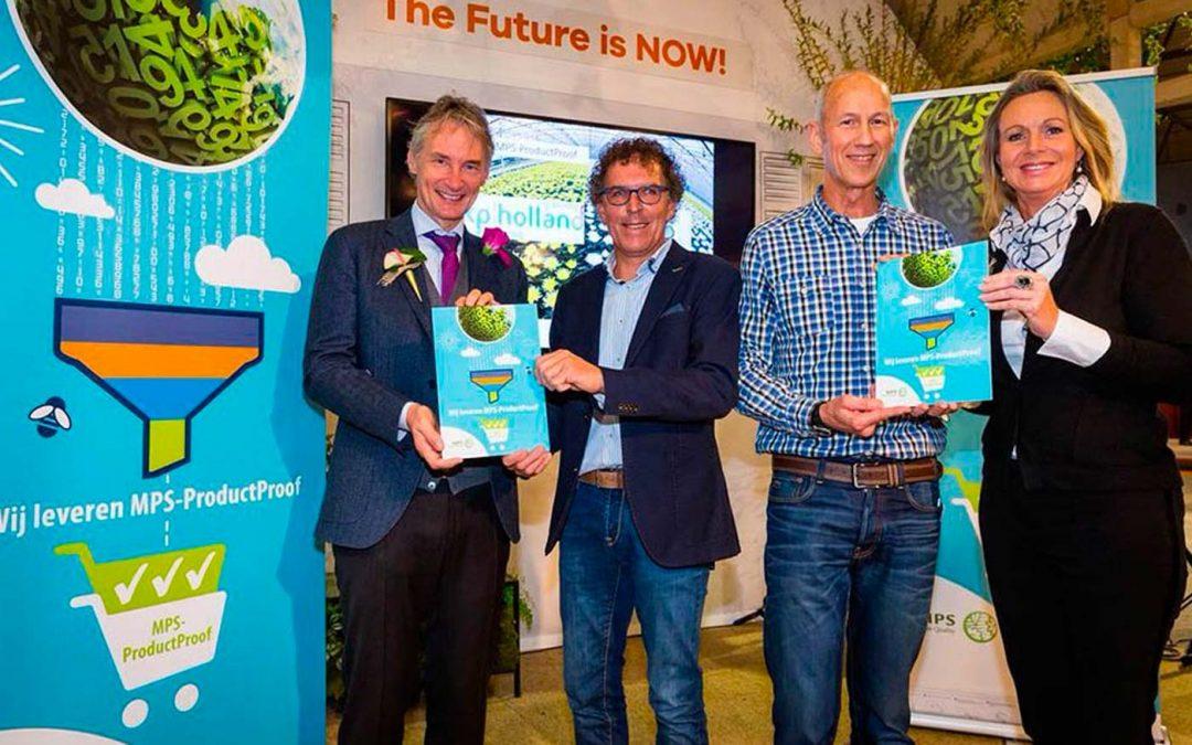 MPS-ProductProof gelanceerd op Aalsmeer Trade Fair