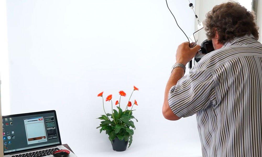 Royal Brinkman introduceert fotostudio voor telers