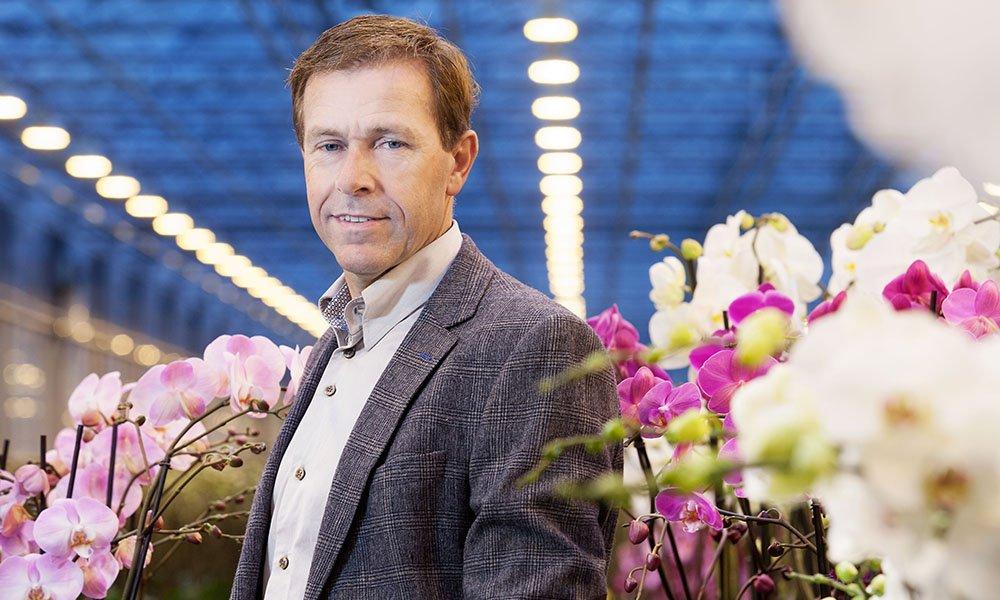 Roger Abbenhuijs van Vakblad Onder Glas