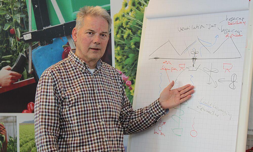 Voortschrijdend inzicht in het werkingsmechanisme van verdamping en plantbalans heeft geleid tot een andere visie op telen en klimaatsturing.