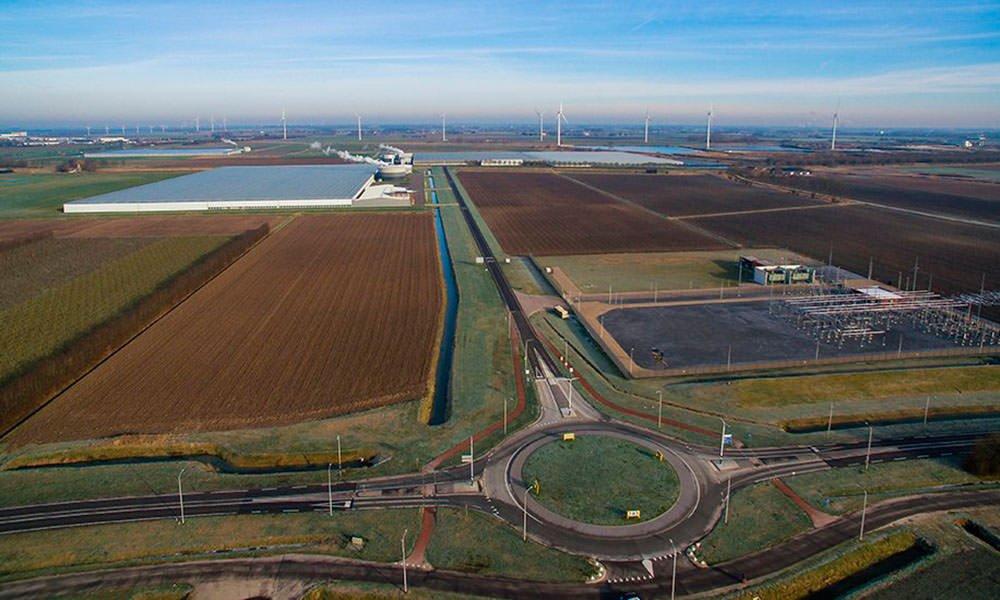 Glastuinbouwlocatie Nieuw Prinsenland