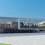Smiemans Projecten bouwt glazen constructie WOW gebouw
