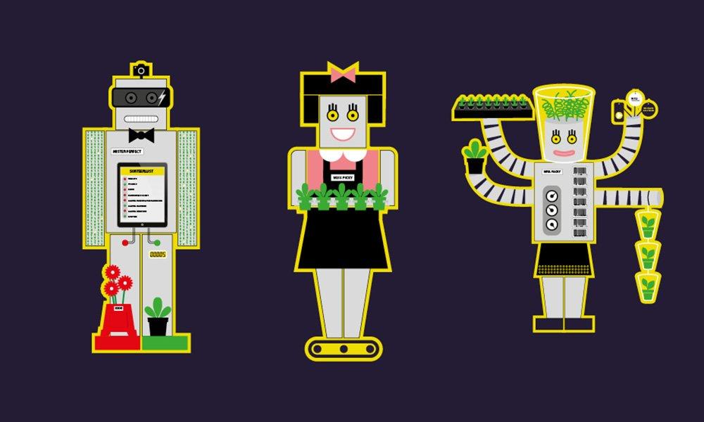 WPS introduceert op IPM Essen nieuwe generatie robots.