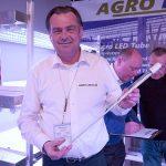 Arnaud Teller van AGRO LED Tube