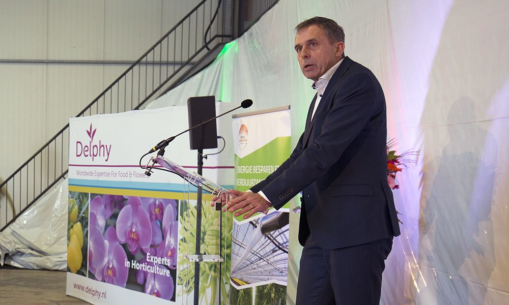 Nico van Ruiten op het EnergiekEvent 2017