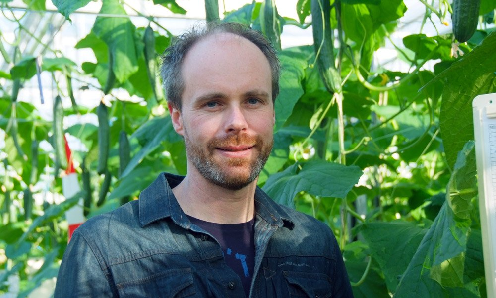 """Ed Classens: """"Het speerpunt is om het tuinbouwonderzoek te laten doorgaan. We richten ons met name op gewasgezondheid en innovatie"""""""