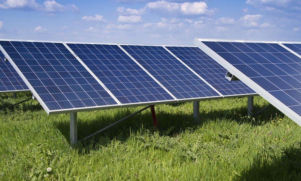 gebruik zonne-energie