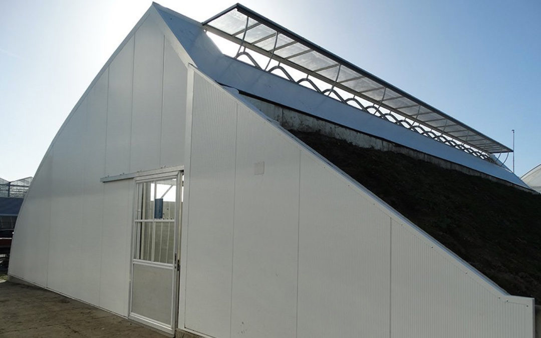 Officiële opening Chinese 'Solar Greenhouse'-kas in Bleiswijk