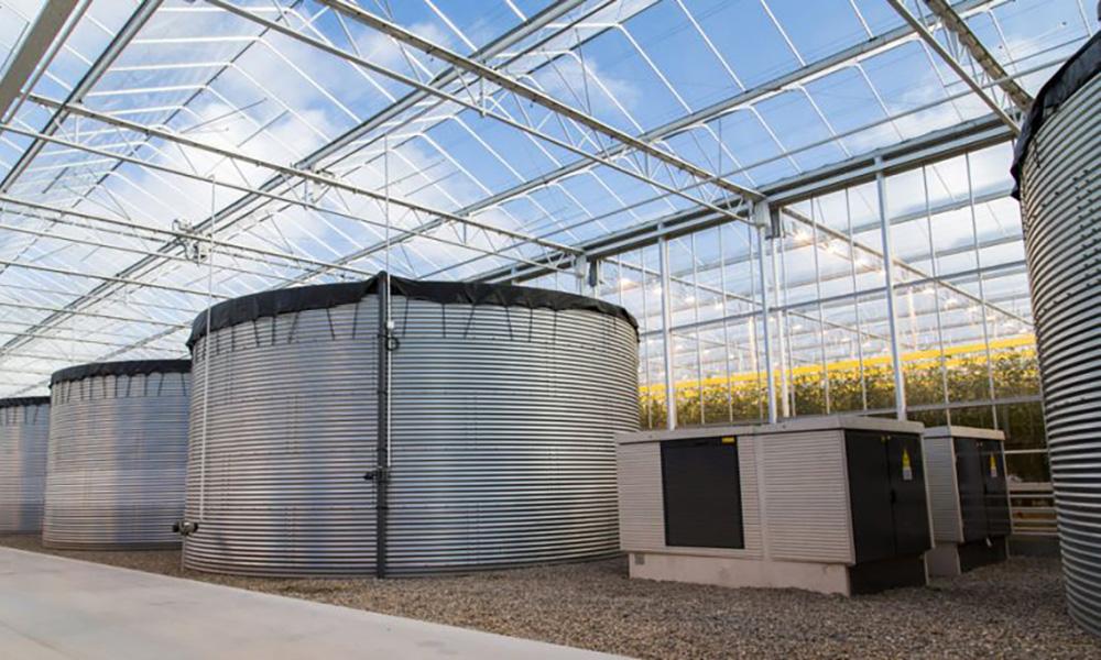De Tuinbouwsector en de Watersector vragen partijen uit zowel de tuinbouwsector als de watersector om gezamenlijke projecten in te dienen.