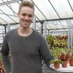Plantenteler Chris van der Velden uit Bleiswijk: 'Het blijkt een wondermiddel tegen muggen'