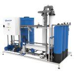 Poseidon waterzuiveringsinstallatie