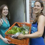 Een maaltijdbox van Beebox wordt aan huis bezorgd