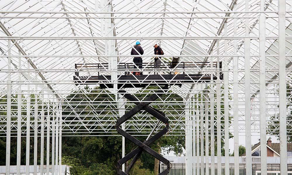 Ter Laak Orchids kiest hybride groeilichtinstallatie voor nieuwbouw
