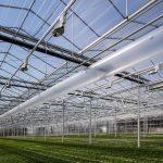 Luchtbehandelingskasten bij Van Uffelen Flowers en het Nieuwe Telen