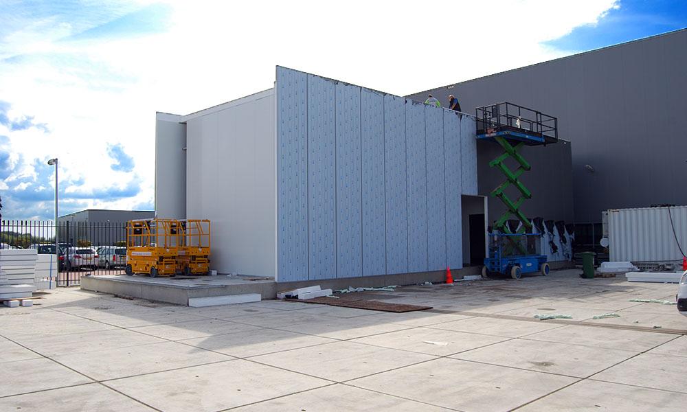 Certhon bouwt een innovation centre voor het testen van daglichtloos oftewel verticaal telen.