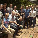 Chrysantentelers op handelsreis in Colombia waren verrast door de open dialoog met collega's.