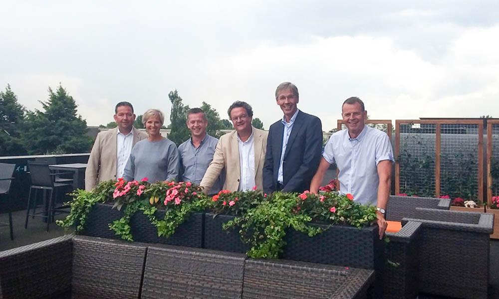Drie plantenkwekers gaan per 1 januari 2018 fuseren tot het bedrijf Plantise.