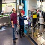 Geconcentreerd CO2 geeft algen groeispurt