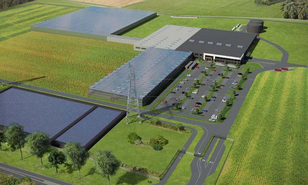 Bayer start bouw 2,5 hectare moderne veredelingskassen in Nunhem