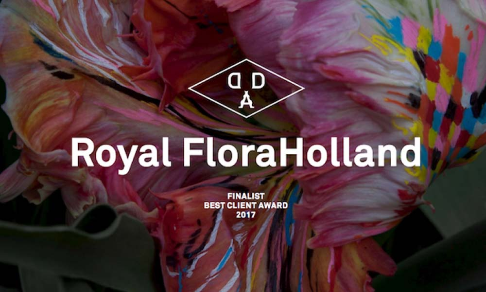 Het innovatieplatform Let it Grow is beloond met de Best Client Award tijdens de Dutch Design Awards 2017.