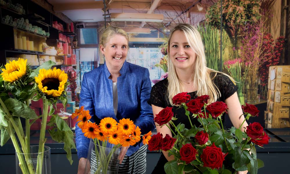 Onderzoek naar de smaak en presentatie van groenten is uitgebreid met visueel onderzoek naar bloemen en planten.