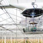 Hinova heeft het VentilationJet Systeem ontwikkeld, waarmee tuinders op een energiebesparende manier hun kasklimaat kunnen verbeteren.